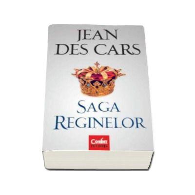 Jean Des Cars, Saga reginelor. Jean Des Cars 34
