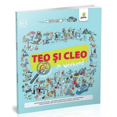 Teo si Cleo - In weekend - Cauta si gaseste