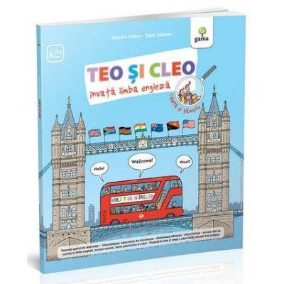 Teo si Cleo - Invata limba engleza - Cauta si gaseste