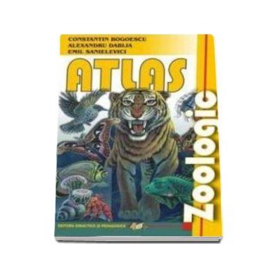 Atlas zoologic - Editie cu coperti cartonate