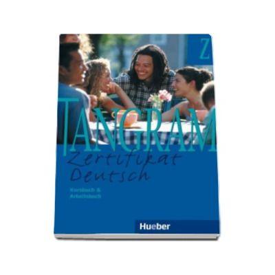 Tangram Z. Kursbuch und Arbeitsbuch. Manual si caiet pentru limba germana clasa a XI-a (Rosa Maria Dallapiazza)