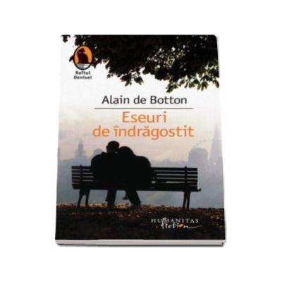 Eseuri de indragostit - Alain de Botton (Colectia Raftul Denisei)