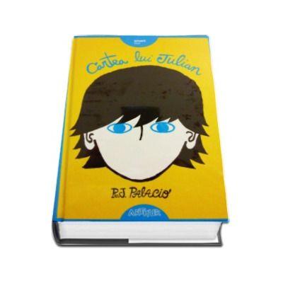 R. J. Palacio - Cartea lui Julian - (Smart Blue)