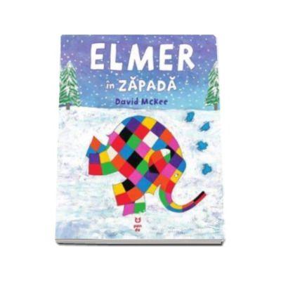 Elmer in zapada (David McKee)