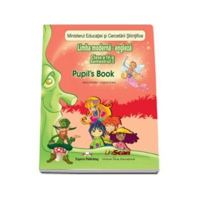 Fairyland 4 Pupils Book. Manual de Limba Engleza pentru clasa a IV-a - Semestrul I si II - Virgina Evans (Contine editia digitala)