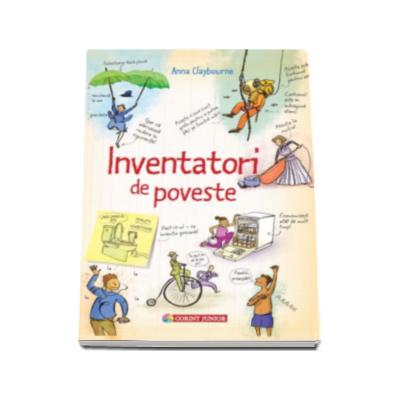 Inventatori de poveste (Anna Claybourne)