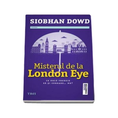 Misterul de la London Eye (Siobhan Dowd)