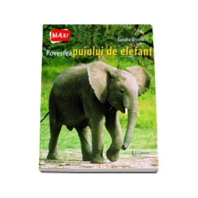 Sandra Grimm, Povestea puiului de elefant