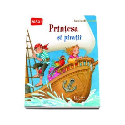 Isabel Abedi, Printesa si piratii
