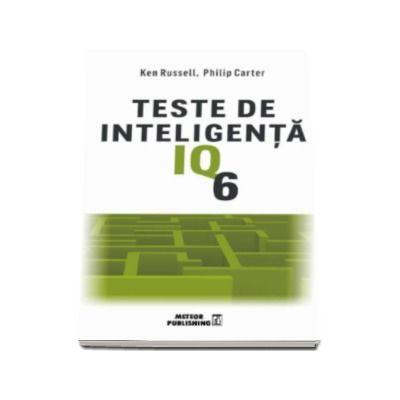 Ken Russell, Teste de inteligenta IQ 6