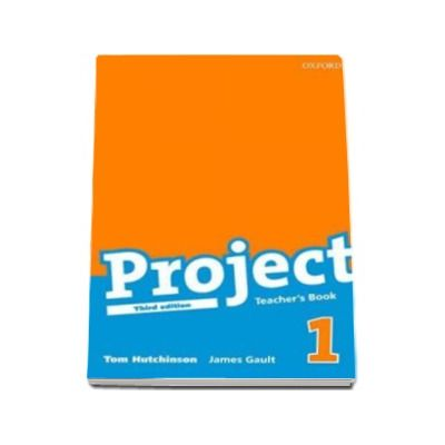 Project, Third Edition Level 1 (Teachers Book)