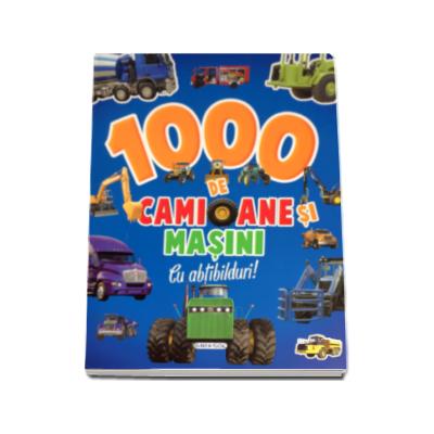 1000 de camioane si masini - Cu abtibilduri