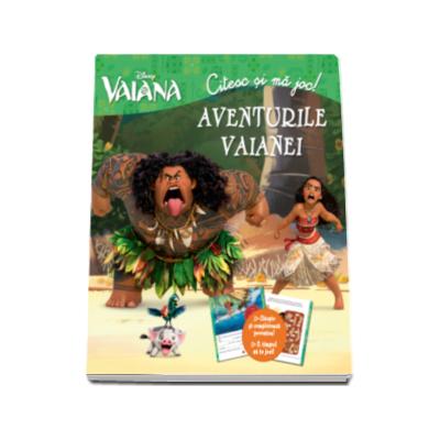 Aventurile Vaianei - Colectia Citesc si ma joc