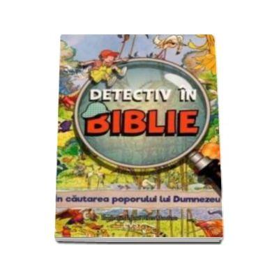Vanessa Carroll - In cautarea poporului lui Dumnezeu - Detectiv in Biblie
