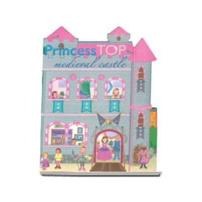 Medieval castle - Princess TOP (roz)