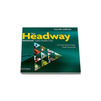 New Headway Advanced Class Audio CDs (2) - Fourth Edition