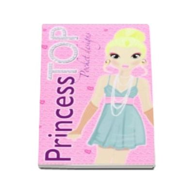 Pocket designs - Princess TOP - roz