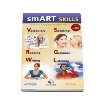 Andrew Betsis - Smart Skills Student Book, CEFR level B2 - Cambridge English First (FCE)