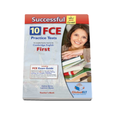 Andrew Betsis - Successful FCE Student Book. 10 Practice Tests for Cambridge English First - Self-Study Edition (New 2015 format)