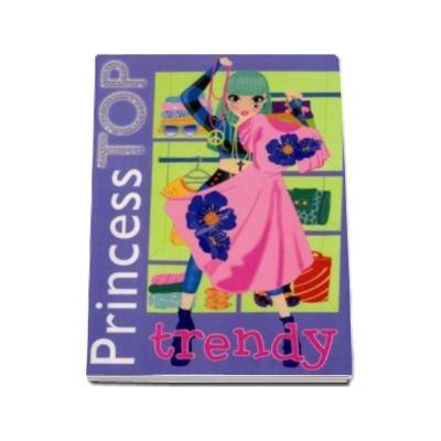 Trendy - Princess TOP - violet