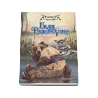 Ion Creanga - Ursul pacalit de vulpe - Povesti ilustrate