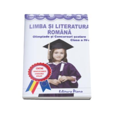 Olimpiade si concursuri scolare pentru clasa a 4-a, Limba si literatura romana (Elena Stefanescu)