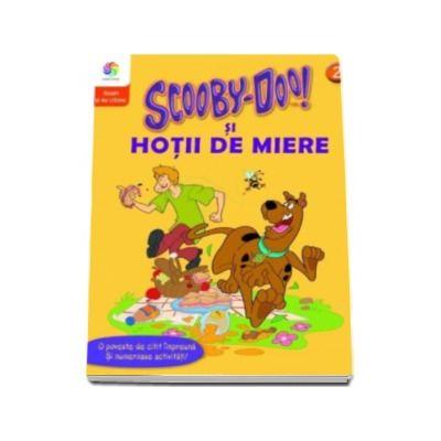 Scooby-Doo! Si hotii de miere (Colectia Acum si eu citesc)