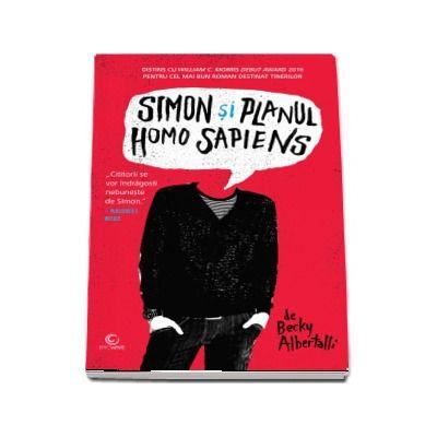 Simon si Planul Homo Sapiens (Becky Albertalli)
