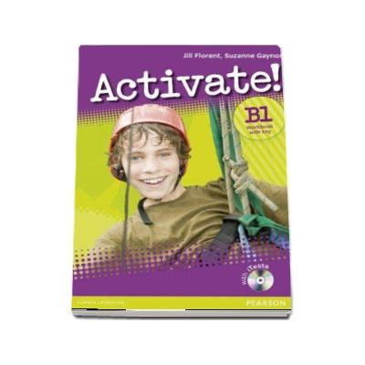 Activate! B1 Workbook - with key with iTest CD-ROM - Suzanne Gaynor