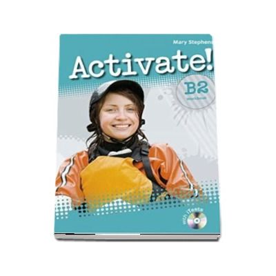 Mary Stephens - Activate! B2 Workbook without key, CD-ROM Pack - with iTests