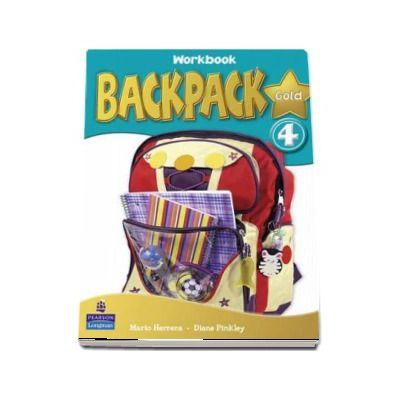 Mario Herrera, Backpack Gold 4 Workbook
