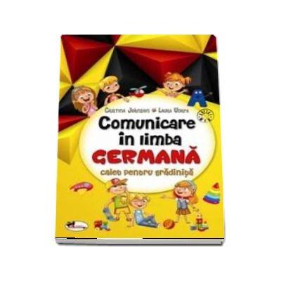 Comunicare in limba germana pentru gradinita (Cristina Johnson)