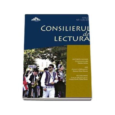 Consilierul de lectura - Anul II, numarul 4 (8) 2016