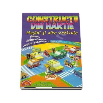Constructii din hartie - Masini si alte vehicule