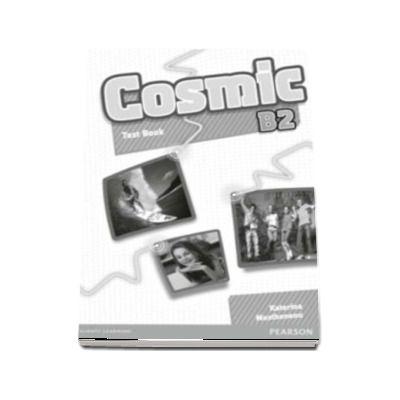 Katerina Mestheneou, Cosmic B2 Test Book
