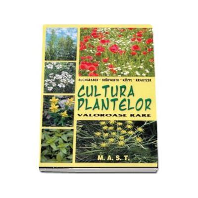 Fruhwirth Buchgraber, Cultura plantelor valoroase rare