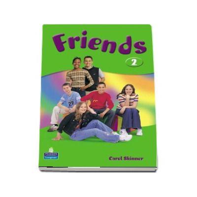 Liz Kilbey, Curs de limba engleza Friends 2 (Global) Students Book