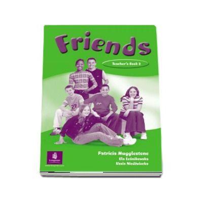 Liz Kilbey, Curs de limba engleza Friends 2 (Global) Teachers Book