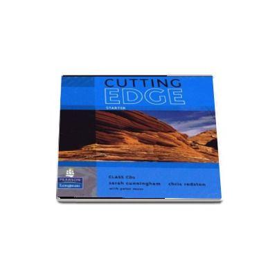 Cutting Edge Starter Class CD 1-2 (Sarah Cunningham)