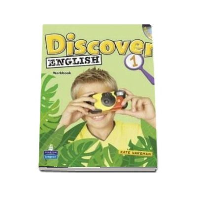 Discover English Global Level 1 Activity Book (Kate Wakeman)