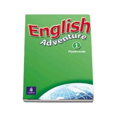 English Adventure Level 1 - Flashcards (Anne Worrall)