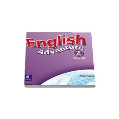 English Adventure Level 2 Class CD (Anne Worrall)