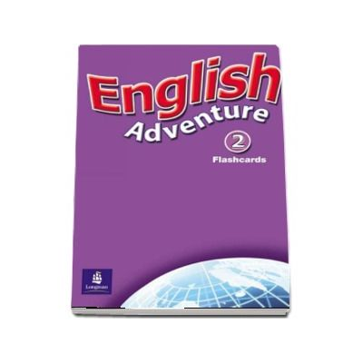 English Adventure Level 2 Flashcards (Anne Worrall)