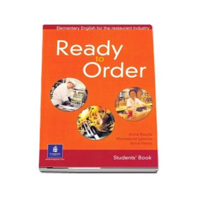 Anne Baude, English for Tourism - Ready to Order Student Book (Elementary English for the restaurant industry)