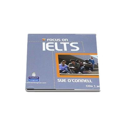 Sue OConnell, Focus on IELTS Class CD New Edition