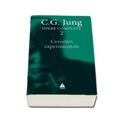 C. G. Jung, Opere Complete. Cercetari experimentale - Volumul 2