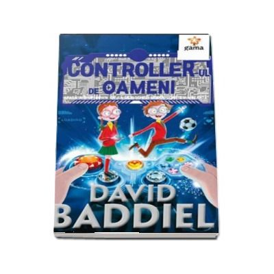 David Baddiel, Controller-ul de oameni