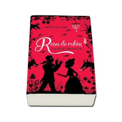Kerstin Gier, Rosu de rubin. Culorile dragostei