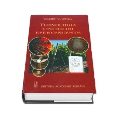 Valeriu V. Cotea, Tehnologia vinurilor efervescente