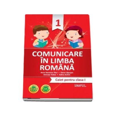 Anca Veronica Taut, Comunicare in limba romana caiet pentru clasa I - (Editie 2016)